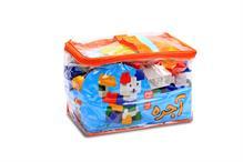 اسباب-بازی-آجره 33 قطعه کیفی
