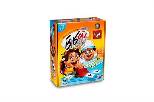 اسباب-بازی-بازی دو کارتی زبان انگلیسی