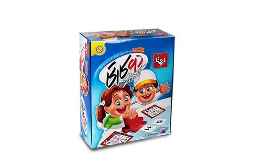 اسباب-بازی-بازی دوکارتی ریاضی بازی تا
