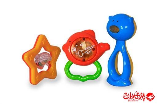 اسباب-بازی-جغجغه وکیومی