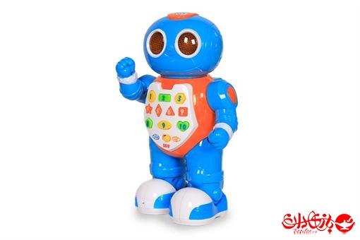 اسباب-بازی-ربات الکترونیکی برنامه دار