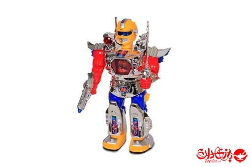 اسباب-بازی-آدم آهنی فایتر بزرگ