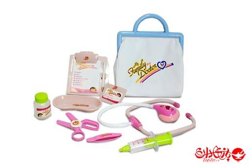 اسباب-بازی-ست پزشکی کیف دار