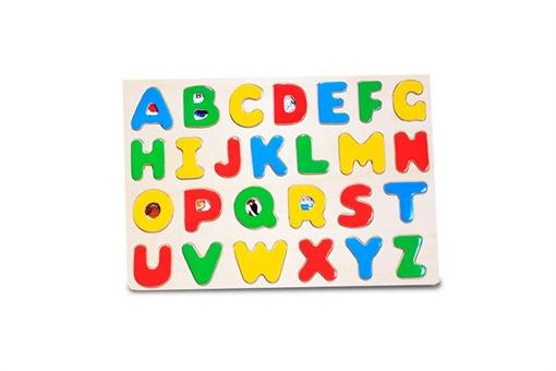 اسباب-بازی-پازل جاگذاری حروف انگلیسی با مثال