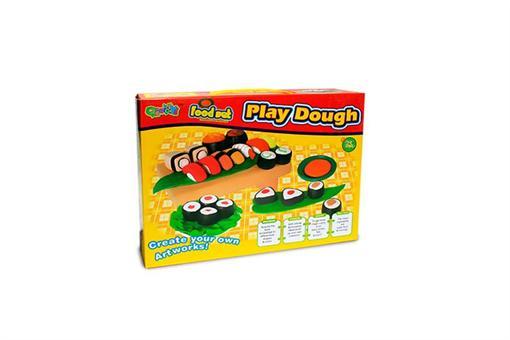 اسباب-بازی-خمیر بازی ست غذا