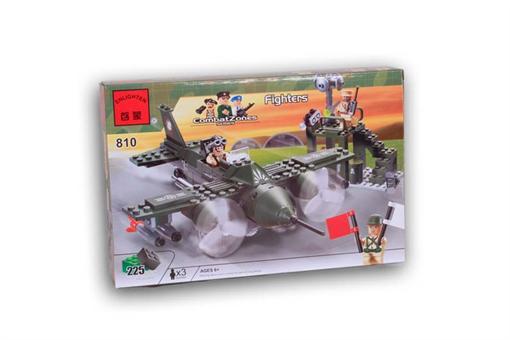اسباب-بازی-لگو 225 تکه ارتشی