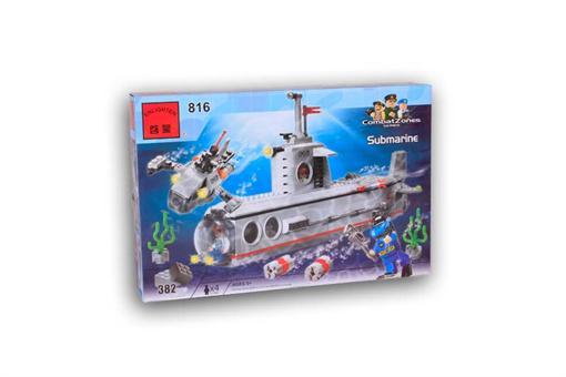 اسباب-بازی-لگو 382 تکه زیر دریایی