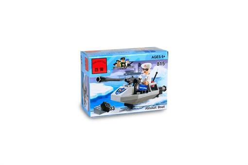 اسباب-بازی-لگو 33 تکه تک تیرانداز دریایی