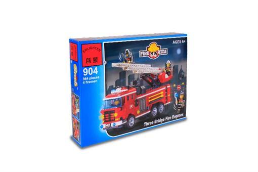اسباب-بازی-لگو 364 تکه گروه آتش نشان
