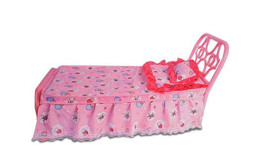 اسباب-بازی-تخت عروسک فلزی