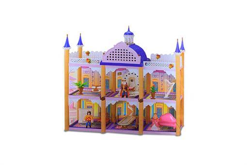 اسباب-بازی-خانه عروسک کاستل