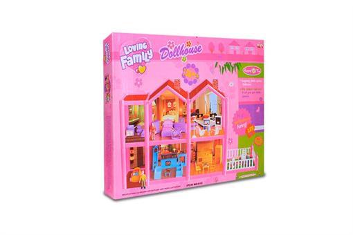 اسباب-بازی-خانه عروسکی