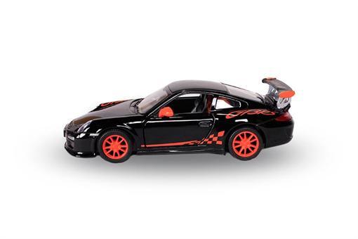 اسباب-بازی-ماشین پورشه 911 فلزی عقبکش کلکسیونی