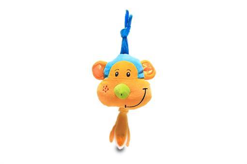 اسباب-بازی-عروسک پولیشی میمون کششی موزیکال مارک تولو