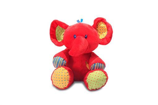 اسباب-بازی-عروسک پولیشی فیل آکاردئونی موزیکال کارتر