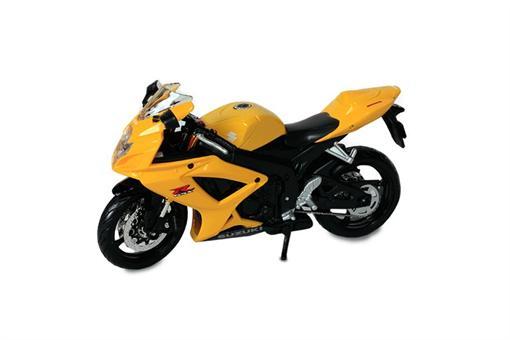 اسباب-بازی-موتور سیکلت فلزی سوزوکی GSX کلکسیونی