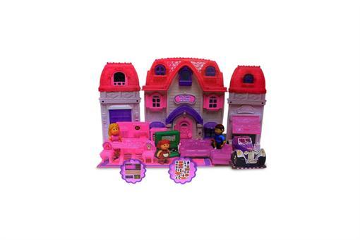 اسباب-بازی-ست خانه ویلایی باربی