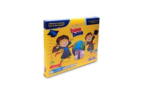 اسباب-بازی-بسته خواندن انگلیسی 1 بالابالا