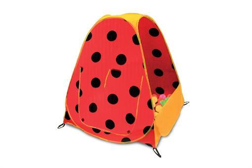 اسباب-بازی-چادر و توپ