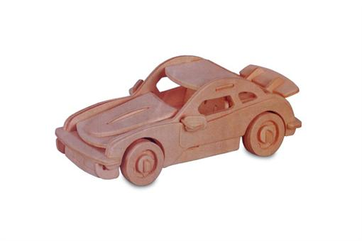 اسباب-بازی-ماشین پورشه 2 لایه کوچک