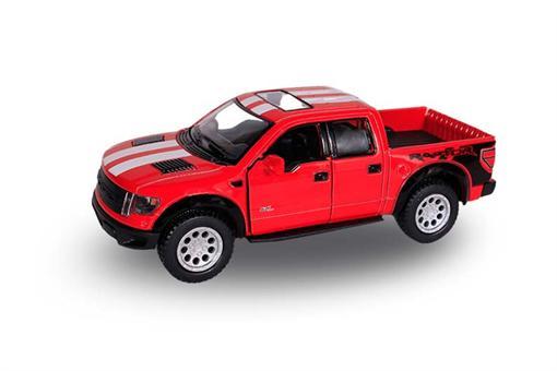 اسباب-بازی-ماشین فورد F150 عقب کش فلزی