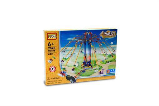 اسباب-بازی-تاب بزرگ 620 قطعه