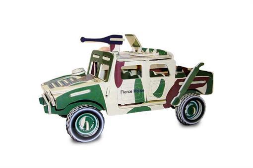 اسباب-بازی-ماشین جیپ هامر رنگی دو لایه