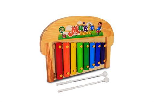 اسباب-بازی-بلز چوبی