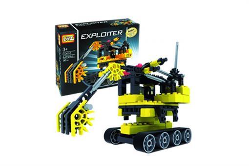 اسباب-بازی-بلوک های ساختنی حفر کننده 98 قطعه