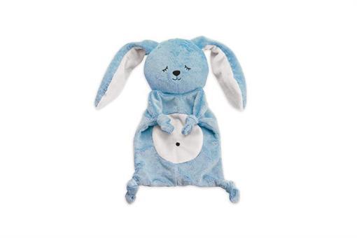 اسباب-بازی-آویز خرگوش آبی پولیشی مارک MANHATTAN