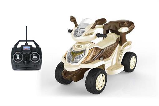 اسباب-بازی-موتور چهارچرخ شارژی S3 کنترلی و کمک فنر دار