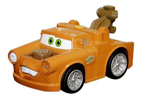 اسباب-بازی-ماشین عقب کش فلزی ماتر