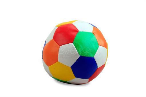 اسباب-بازی-توپ توری نرم رنگی فوتبال کوچک