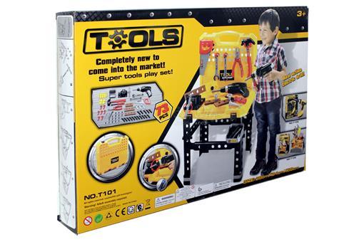 اسباب-بازی-ست میز ابزار