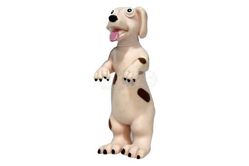 اسباب-بازی-سگ نرم سوتکی