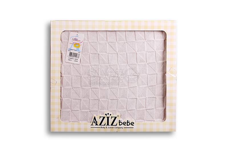تصویر-شماره-1-پتو-طرح-لوزی-AZIZ-BEBE