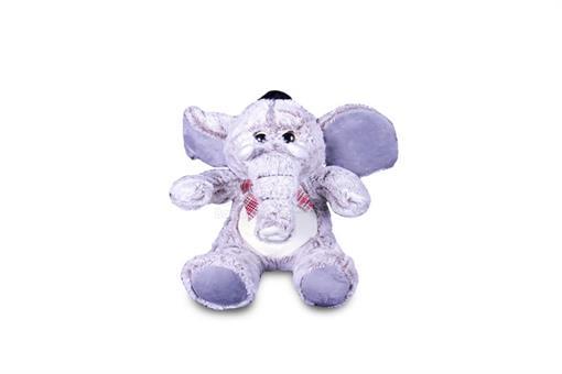 اسباب-بازی-عروسک پولیشی خارجی فیل چشم درشت سایز 4
