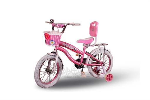 اسباب-بازی-دوچرخه سبددار سایز 16 مارک ونوس