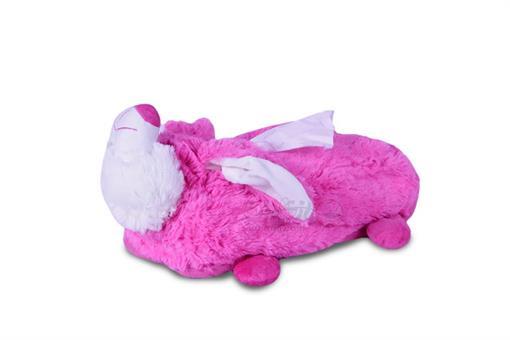 اسباب-بازی-سطل و جادستمالی عروسکی اتاق کودک طرح خرگوش