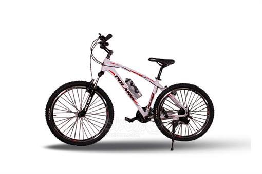 اسباب-بازی-دوچرخه سایز 26 مارک پولاریس حرفه ای با کمک فنر