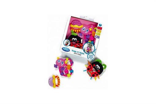 اسباب-بازی-جعبه کادویی 3 عددی playgro