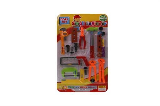 اسباب-بازی-ابزار نجاری وکیوم 20 تکه