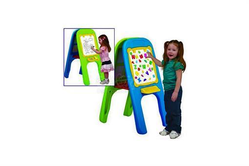اسباب-بازی-تخته وایت برد دو طرفه آهنربایی EDU-PLAY