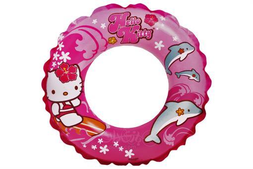 اسباب-بازی-حلقه شنا طرح هلو کیتی اینتکس