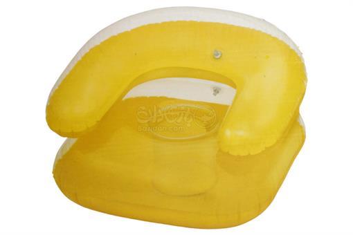 اسباب-بازی-صندلی بادی بچه گانه زرد مارک اینتکس