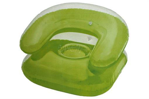 اسباب-بازی-صندلی بادی بچه گانه سبز مارک اینتکس