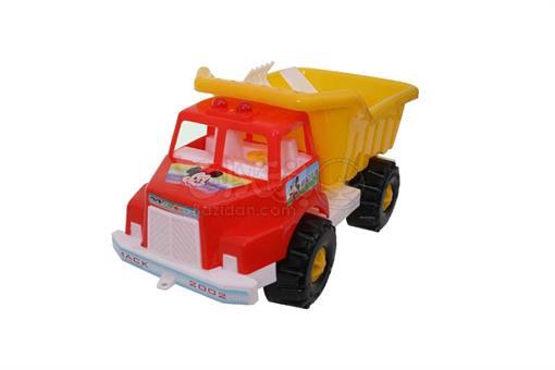 اسباب-بازی-ماشین کمپرسی پلاستیکی ماک 2002