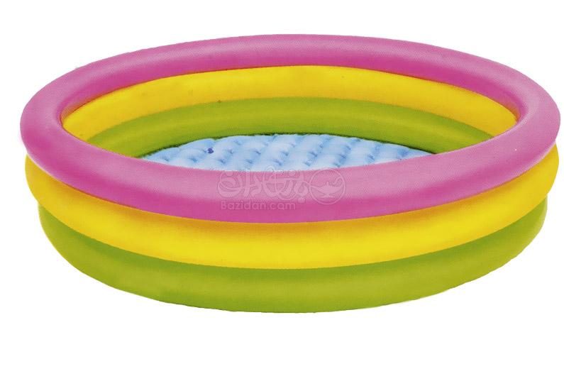 تصویر-شماره-1-استخر-رنگین-کمان-سایز-4-اینتکس