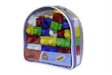 اسباب-بازی-لگو اسکیمو کوله ای 4000