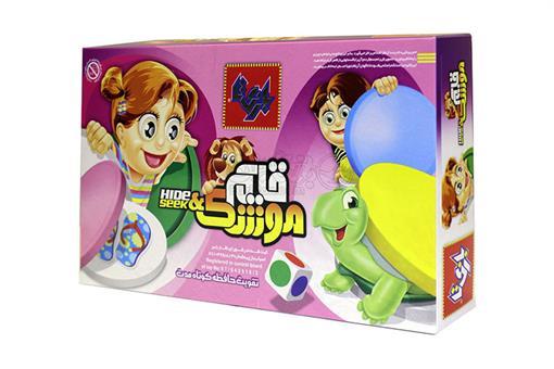اسباب-بازی-بازی قایم موشک